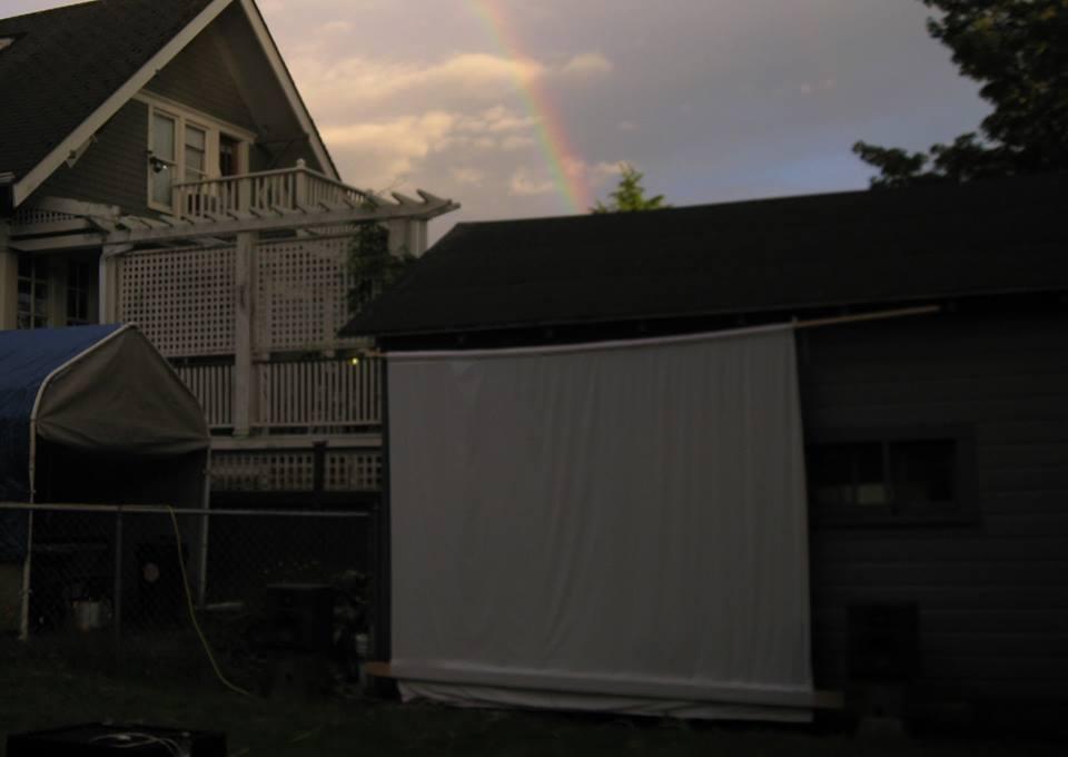 Peavine Rainbow Screen